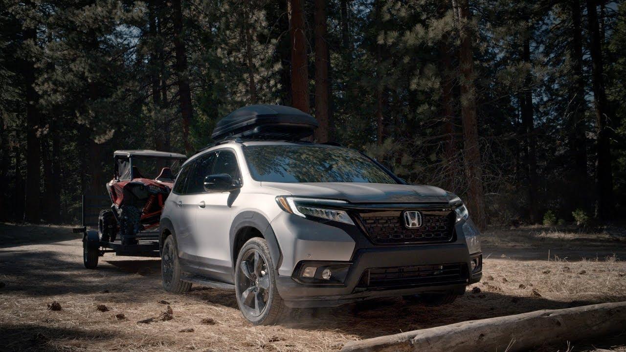 2020 Honda Passport Elite: Pack Your Weekend – Capability (:15)
