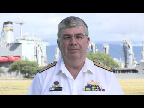 Official Launch of Exercise Rim of the Pacific 2014 (RIMPAC)