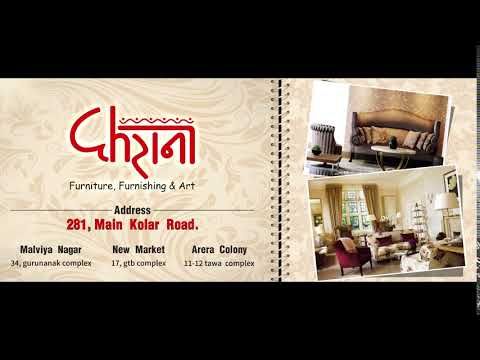 Gharana_A furniture Showroom Advertisement