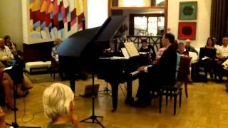 Felix Mendelssohn Bartholdy - Andante cantabile e Presto agitato (1838)