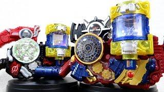 【検証】オーバーフロー & フィーバーフローと音声タイミング完ペキだと!?DXジーニアスフルボトルと色々なDX玩具を連動検証レビュー!