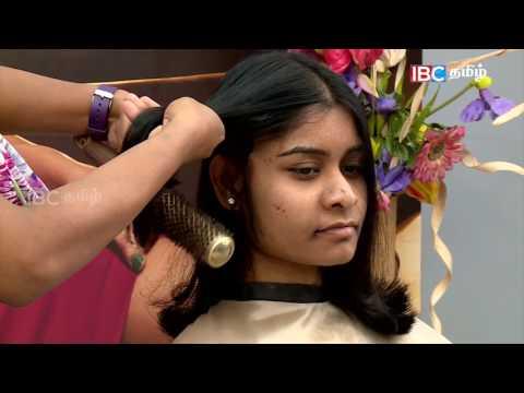 Hair Cut for College Girls | Arockiyame Azhagu  Epi 195  part 03 IBC TAMIL