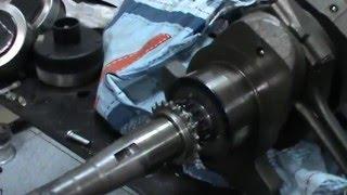 Yamaha T-max 500 развалился двигатель