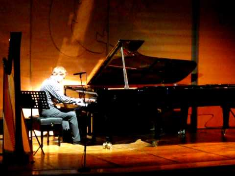 Ray Charles: Hit the road jack,  piano: Michal Šupák