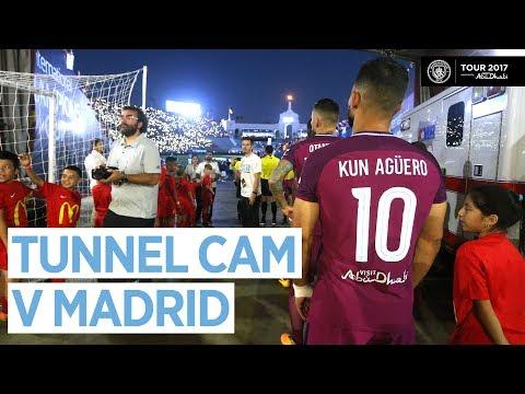 TUNNEL CAM | Man City 4-1 Real Madrid