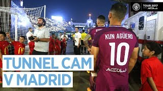 TUNNEL CAM | Man City 4-1 Real Madrid