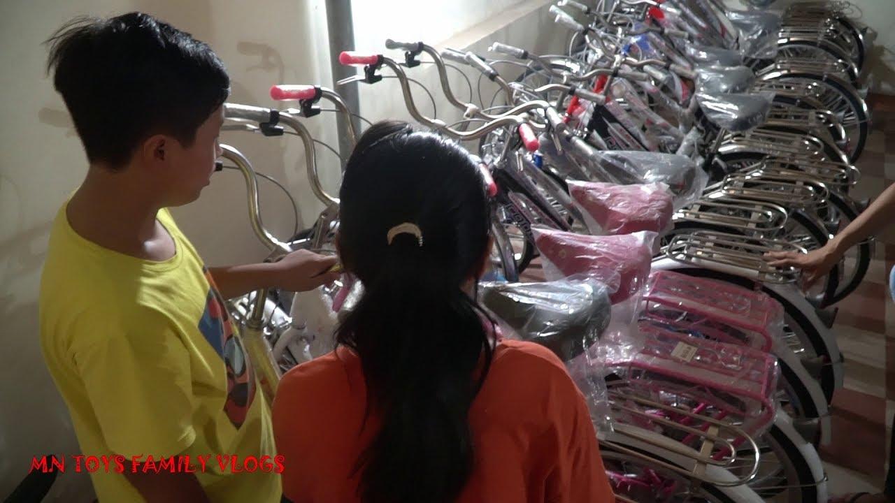Hồng Anh Và Đại Nghĩa Đi Mua Xe Đạp – Xe Đạp Thể Thao Giant Bicycle