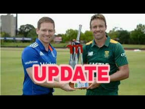 Dream11 Update England VS South Africa 3rd Twenty-20  25 June 2017