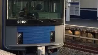 【西武線】【各停】西所沢ゆき(8両編成)