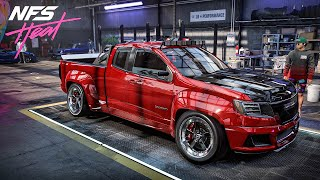 Need for Speed Heat : Chevrolet Colorado ZR2  VideoGame [NB Gaming]