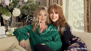 CHARLOTTE TILBURY & KATE MOSS: THE SCENT OF A DREAM INTERVIEW