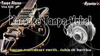Lagu Karaoke   Tanpa Alasan ( Dangdut )