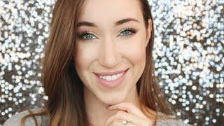 EASY EVERYDAY 2017 MAKEUP TUTORIAL | ALLIE G BEAUTY