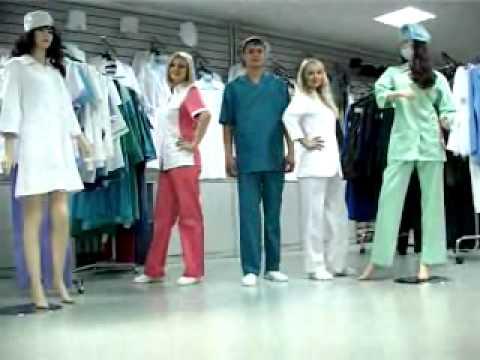 Медицинская одежда в Кузнецком Альянсе