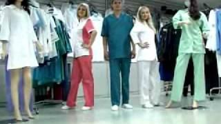 Медицинская одежда в Кузнецком Альянсе(Наш рекламный ролик о медицинской одежде. Более 70 моделей в Кемерово! http://www.kuzalians.ru/td/price/folder/____2Z___., 2011-09-22T06:26:06.000Z)