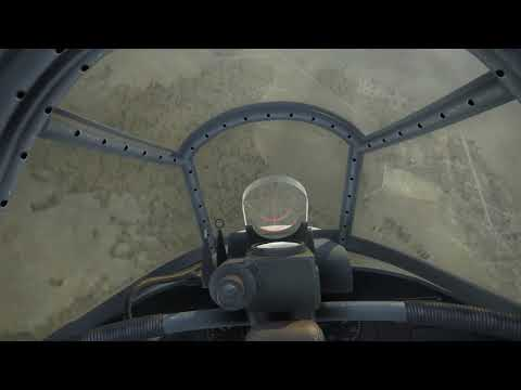 IL 2  Sturmovik Battle of Stalingrad VR Cockpit Flight Every