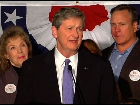 John Kennedy Secures Louisiana U.S. Senate Seat