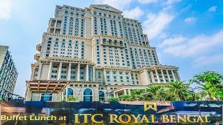 ITC Royal Bengal - Grand Market Pavilion Buffet || A Luxurious Royal Foodie Affair