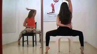 CHAIR-DANCE SAY MY NAME DESTINY