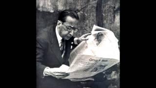 Manuel Bandeira - Última canção do beco