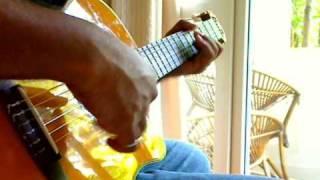 Kishore Kumar - Aa Chal Ke Tujhe Main - Guitar Solo