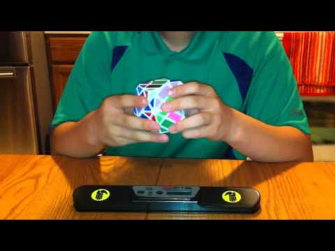 Lanlan 4-Layer  Rhombic Dodecahedron solve