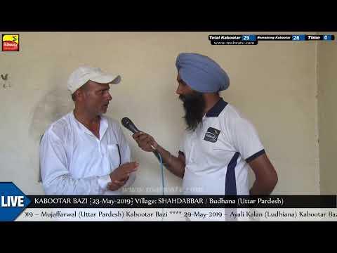 INTERVIEW || MOHMMED KHALIFA LOHI 🔴 SHAHDABBAR (Uttar Pradesh) KABOOTAR BAZI [23-May-2019]