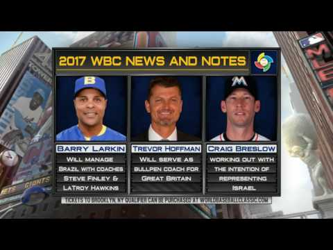 World Baseball Classic Preview on MLB Network