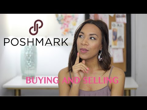 HOW TO BUY AND SELL ON POSHMARK + MY FAVORITE ITEMS  | THEWAYTOMYHART