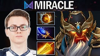 NIGMA.MIRACLE EMBER SPIRIT VS FURIA IN WEPLAY - DOTA 2 PRO GAMEPLAY