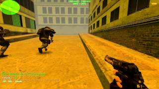 Counter Strike 1.6 ( Zombie Escape Mod ) Map : ze_black_train_v1