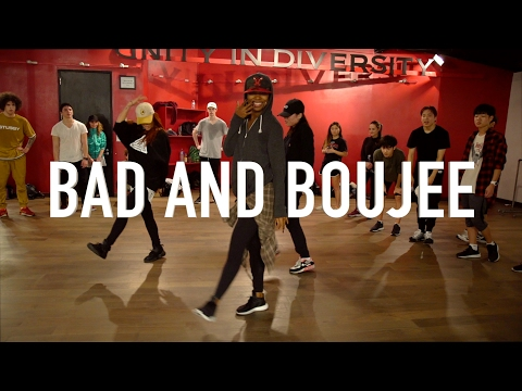 """BAD AND BOUJEE"" - Migos @anzeskrube Choreography"