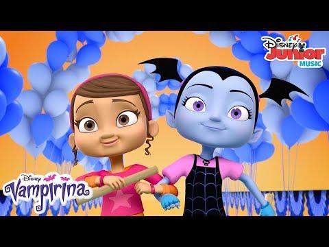 I'm With You Music Video | Vampirina | Disney Junior
