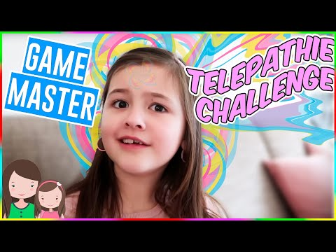 GAME MASTER TWIN TELEPATHIE CHALLENGE!! Ganz nahe am Game Master 😱 Alles Ava