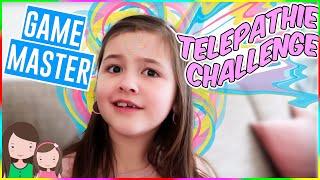 GAME MASTER TWIN TELEPATHIE CHALLENGE!! Ganz nahe am Game Master 😱 Alles Ava