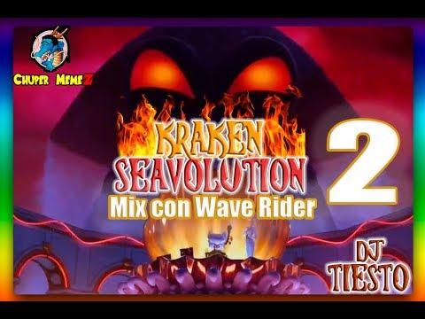 Tiësto - Wave Rider y Seavolution Versión Extendida - Mix Boss Theme