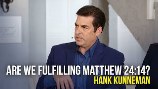 Are We Fulfilling Matthew 24 14 - Hank Kunneman on The Jim Bakker Show