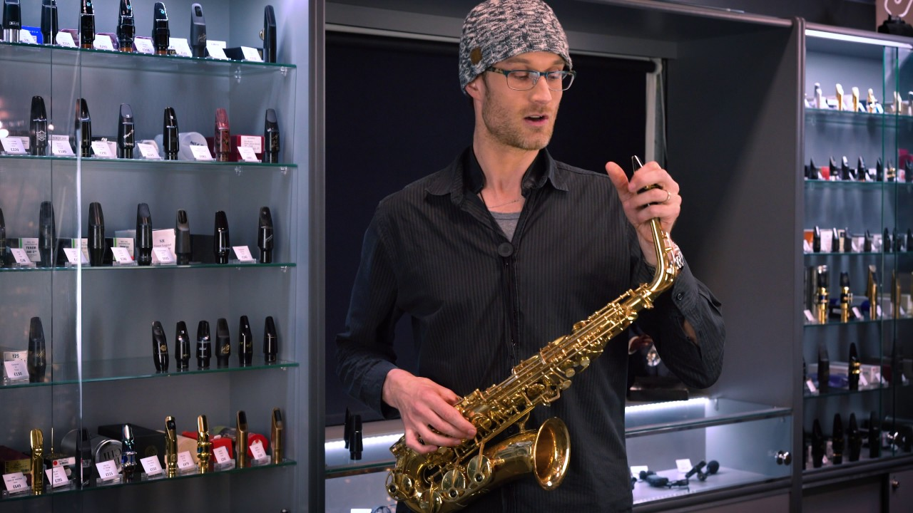 Upgrading Your First Alto Saxophone Mouthpiece