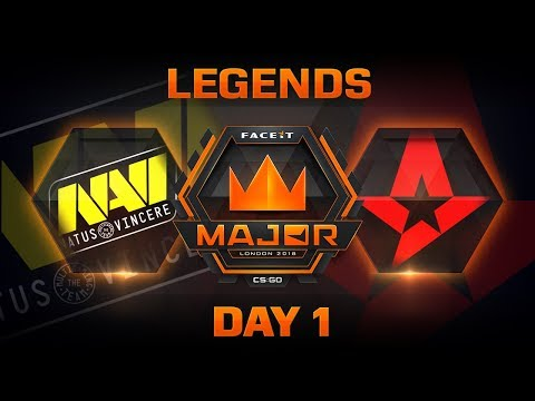 NaVi vs Astralis - Inferno (FACEIT Major: London 2018)