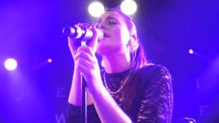 Jessie Ware - Something Inside LIVE @ AB Club, Brussels (Belgium)