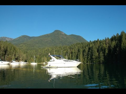 Desolation Sound Boat Trip