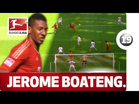 Jerome Boateng's Goalscoring Exploits - Advent Calendar Number 19