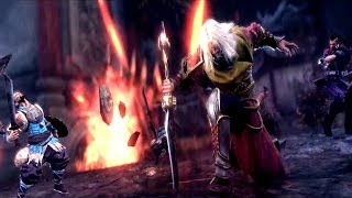King of Wushu 九阳神功 - Official PC Trailer