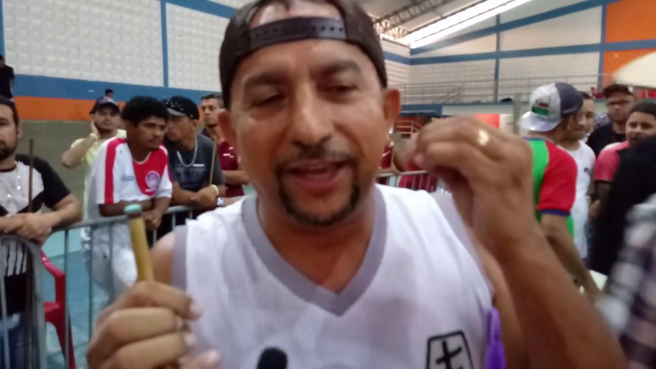 BAIANINHO DE MAUÁ X MARCELO BAIANO   1º CONFRONTO NA FASE ELIMINATÓRIA!!!