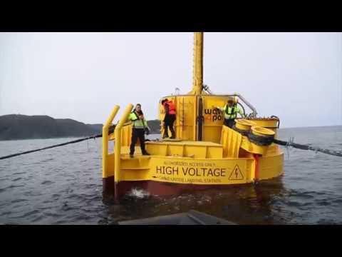 World Unique Wave Power Breakthrough