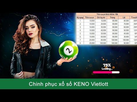 Cách chơi Keno dễ ăn, dễ trúng từ xổ số Vietlott   Onbit.vn