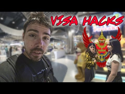 How I Stayed In Thailand For 9 Months for $400 Total Visa fees, border runs, extensions