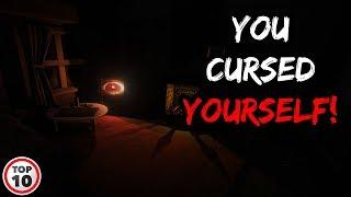 Cursed Ouija Board | Mor Gameplay | Top 10 Scary Gaming