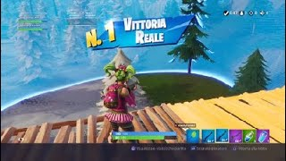 Fortnite vittoria reale EASY!!!