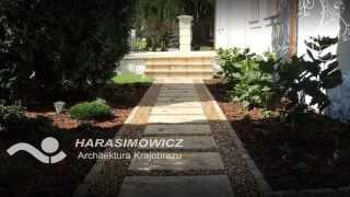 Harasimowicz Toruń Architektura krajobrazu - realizacja ogrodu